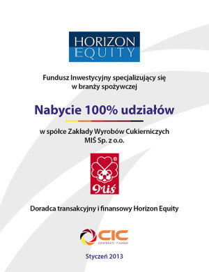 Horizon Equity